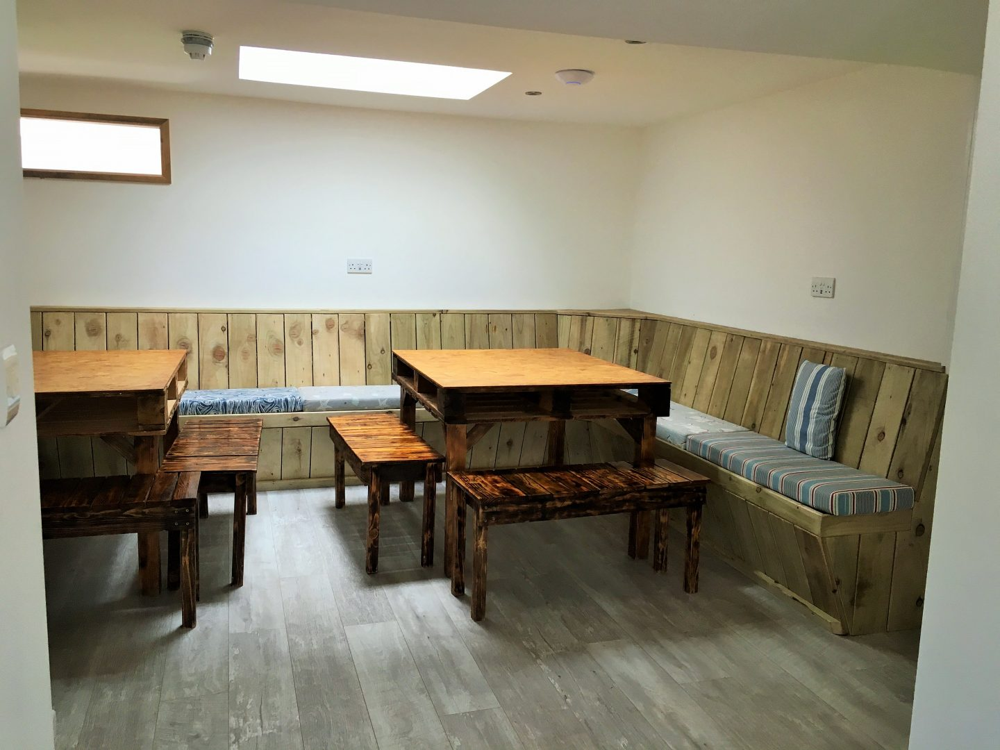 dining area longstone lodge