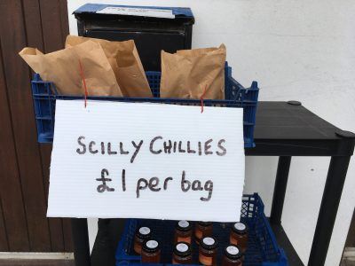 scilly chillies isles of scilly