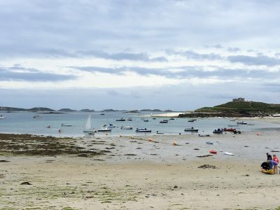 Old Grimsby Tresco isles of scilly