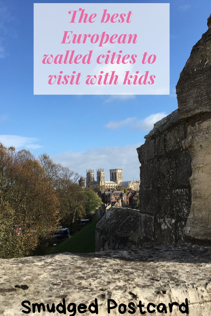 walled cities with kids