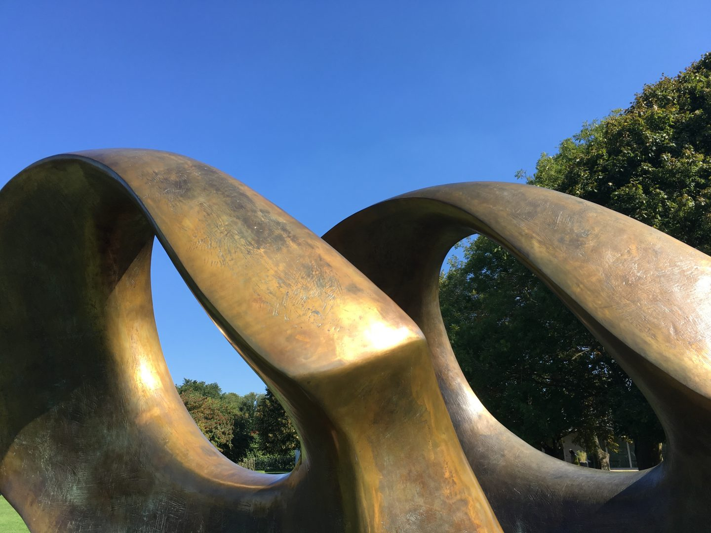 A family visit to the Henry Moore Studios and Gardens in Hertfordshire