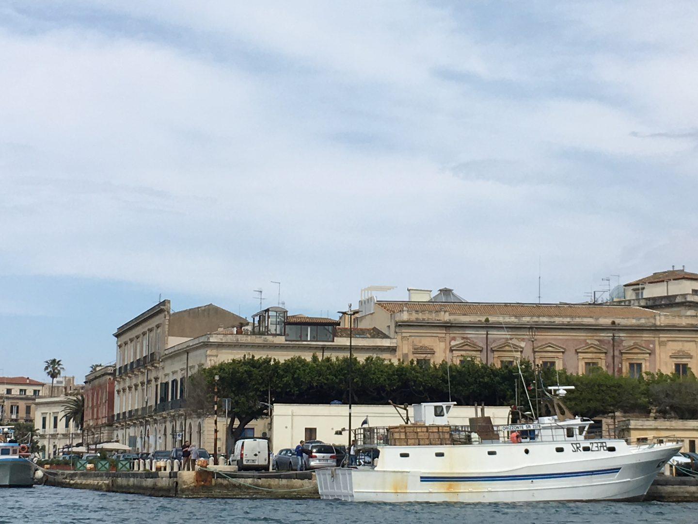Approdo delle Sirene Ortigia waterfront