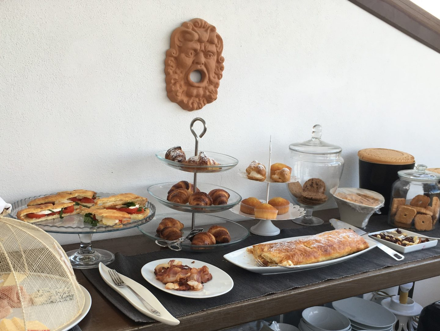 Breakfast at L'Approdo delle Sirene Syracuse