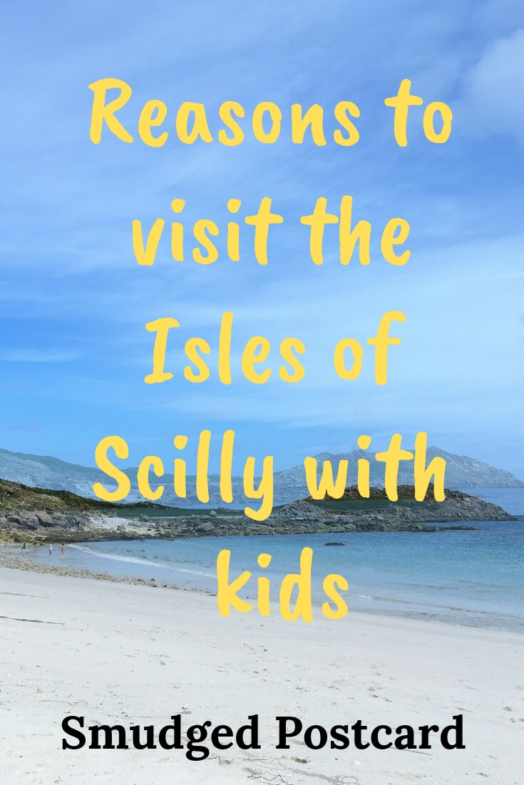 Reasons to visit the isles of scilly with kids