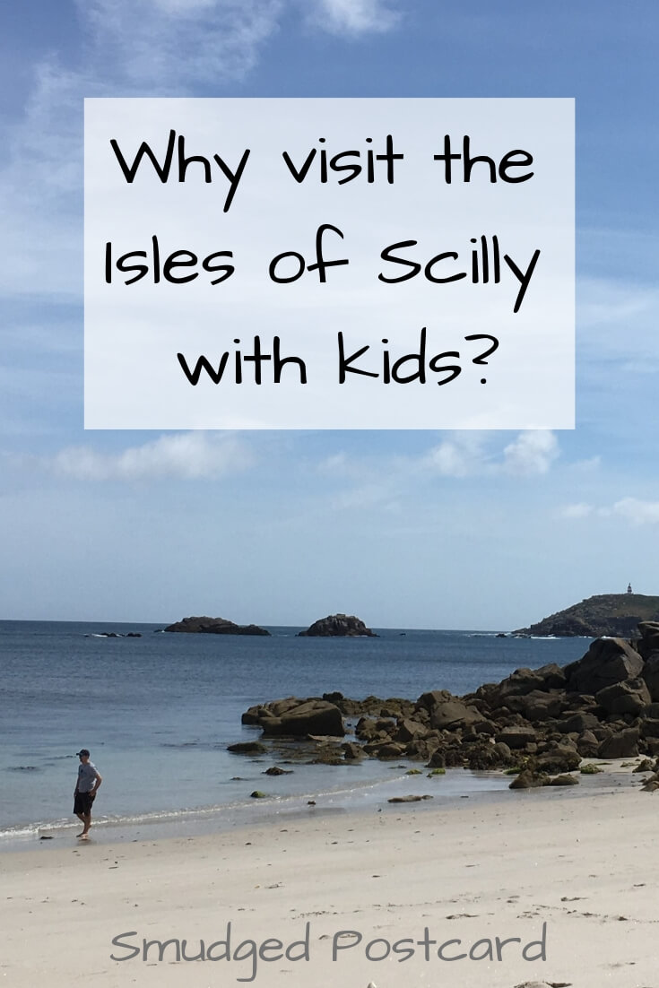 why visit isles of scilly with kids