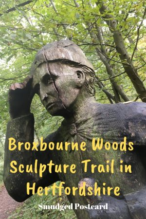 Broxbourne Woods Sculpture Trail