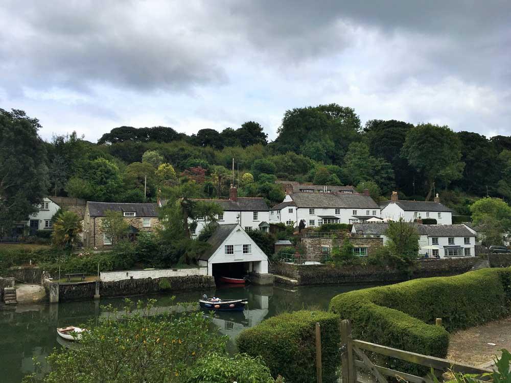 Helford Village