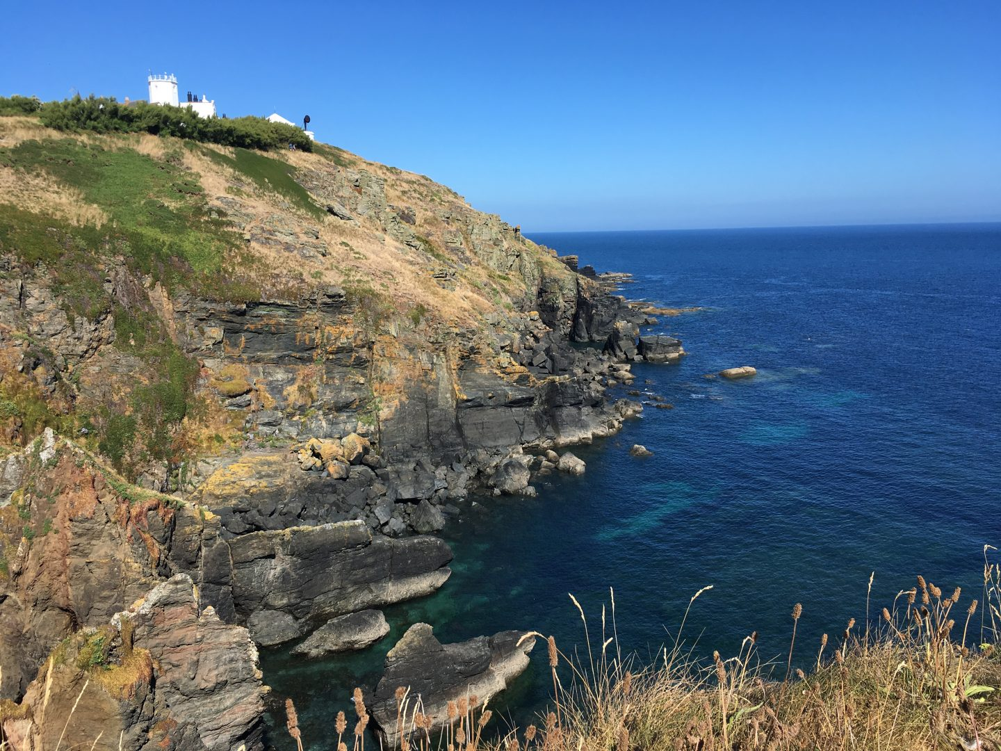 Lizard Point Lighthouse Cornwall
