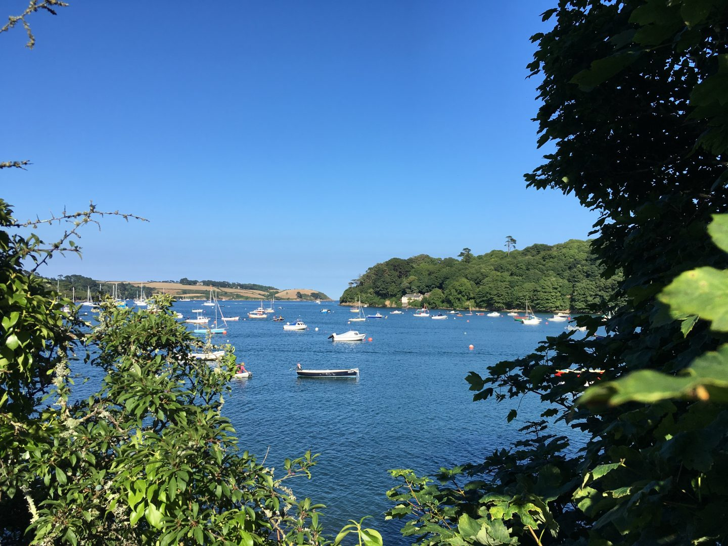 Helford River Lizard Peninsula