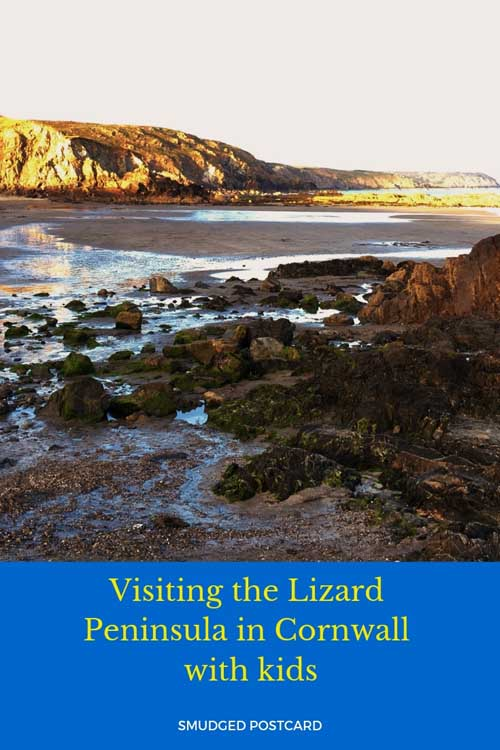 Visiting the Lizard Peninsula in Cornwall with kids