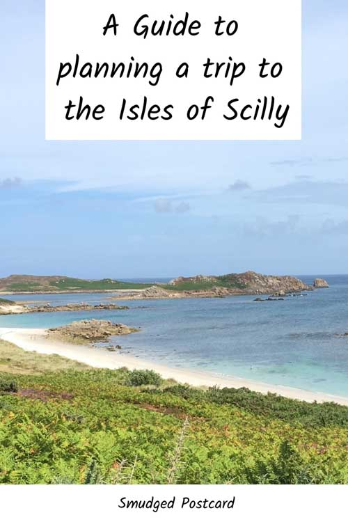 guide to familiy holidays on the scilly isles