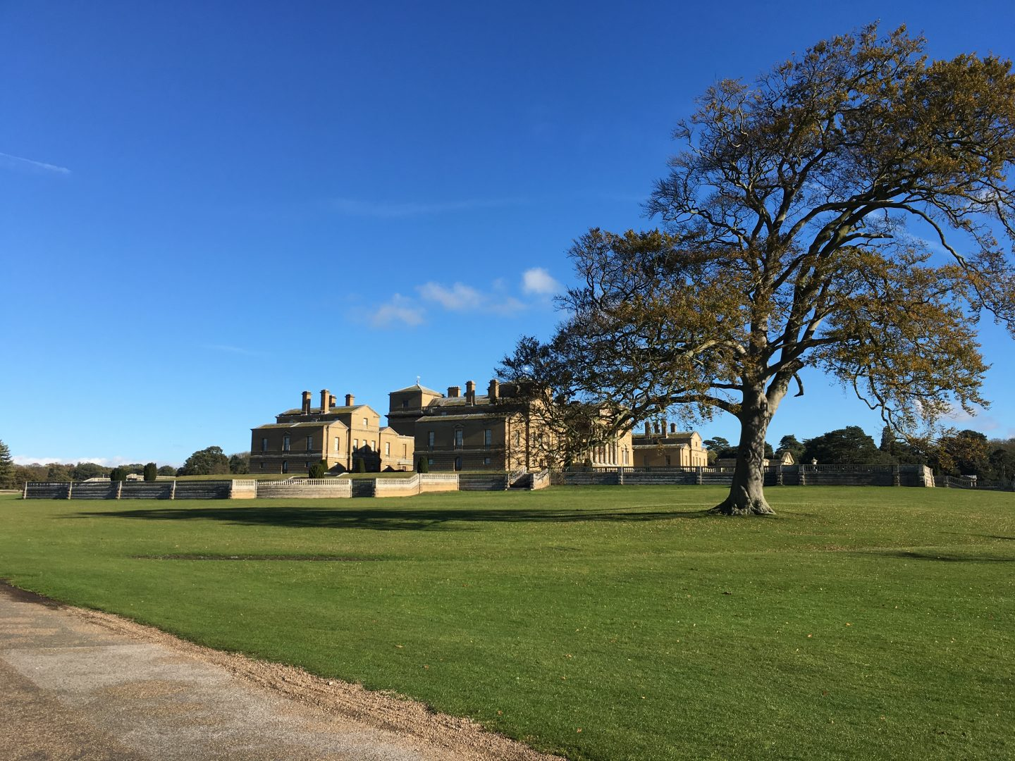 Holkham Hall, North Norfolk