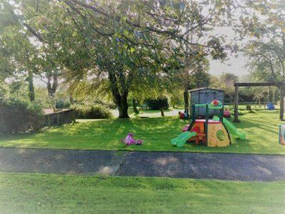 Torridge House gardens