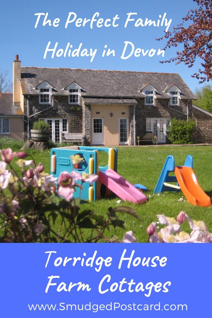 Torridge House Farm Cottages Devon