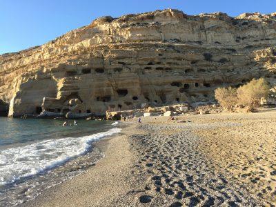 Matala, southern Crete