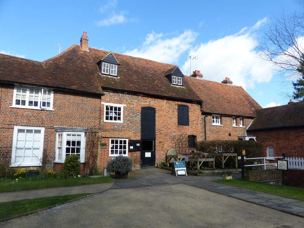 Mill Green Museum, Hatfield, credit Welwyn Hatfield council, just off the A1
