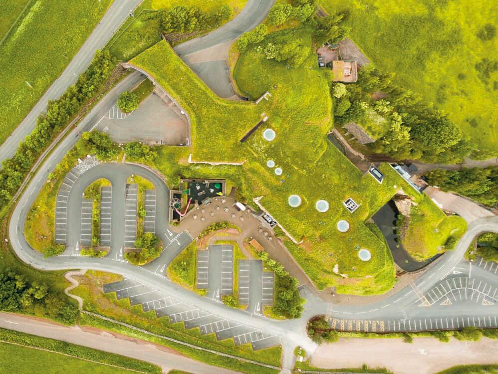 Rheged Centre, near Penrith, Cumbria
