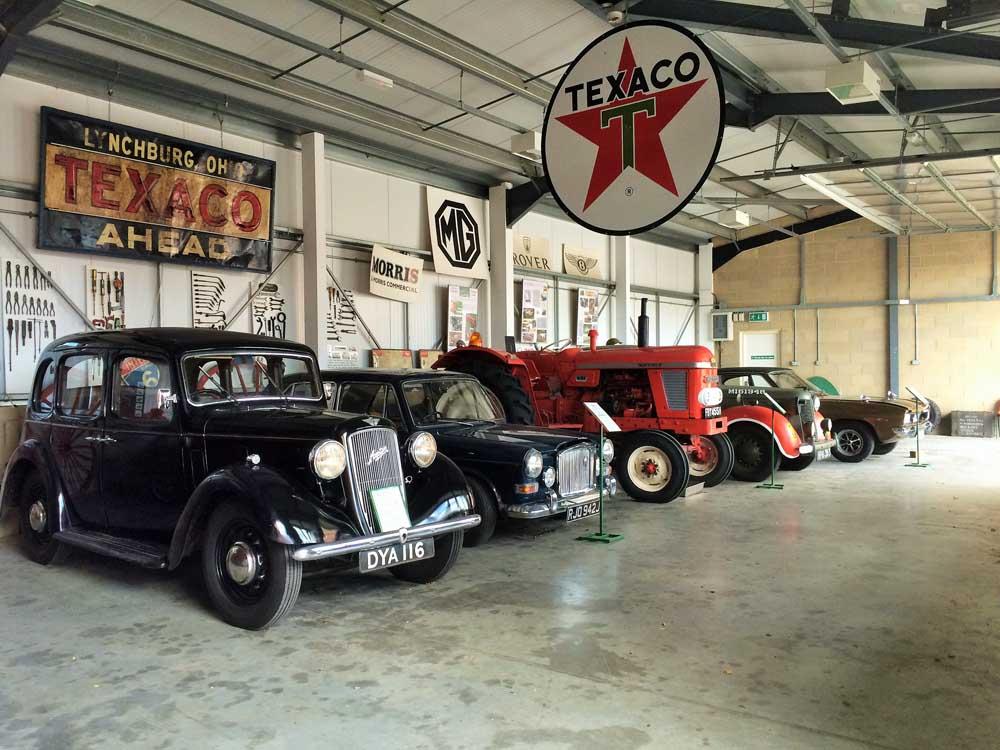 Whitewebbs Museum of Transport, near Enfield