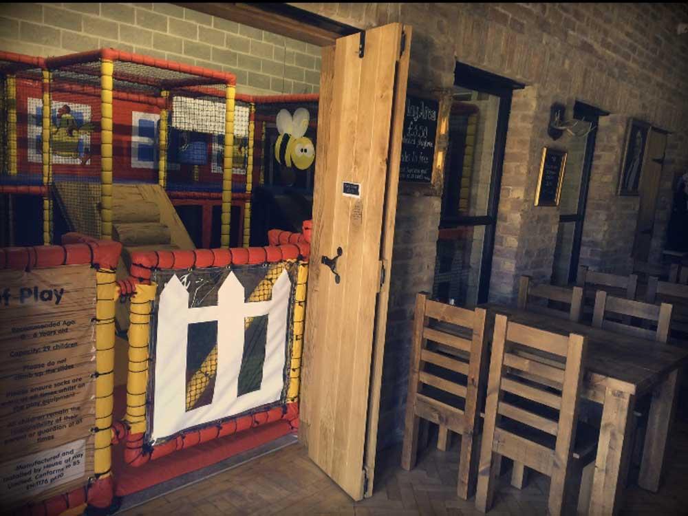 Vintage Tack Room