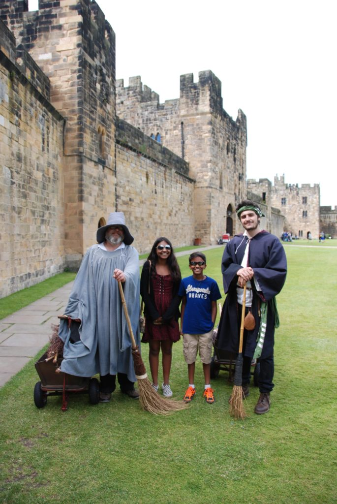 Alnwick-Castle-OutsideSuburbia
