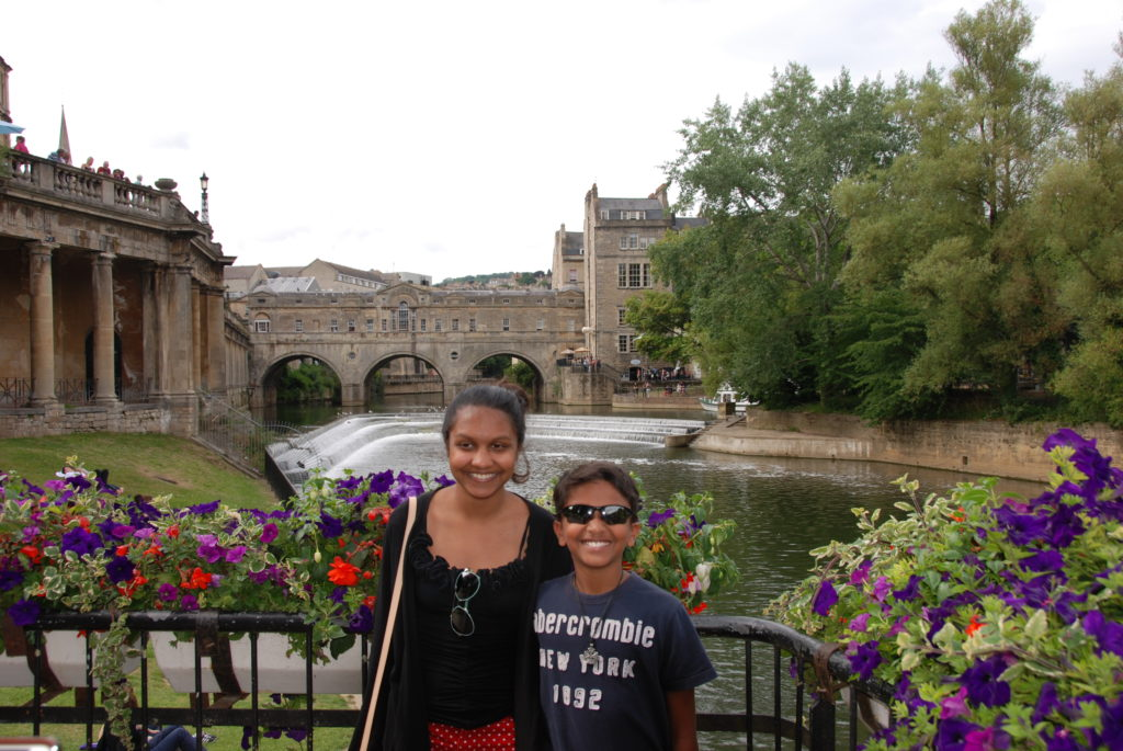 Bath, Wiltshire short break with kids, family friendly holiday in the UK
