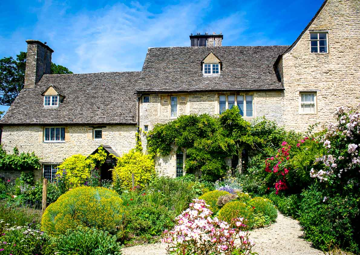 Cogges, Cotswolds, family friendly weekend away