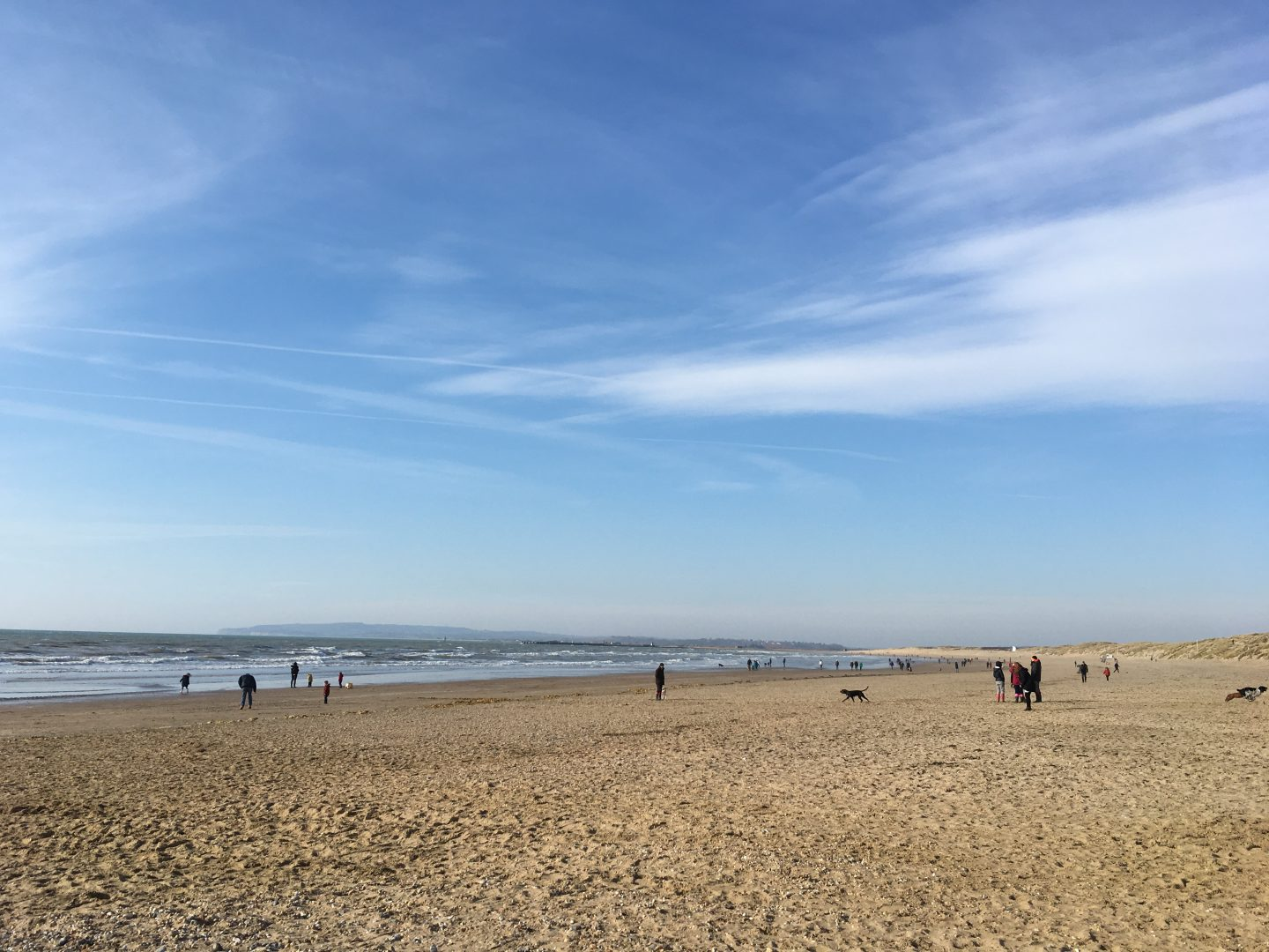 Camber Sands family friendly things to do in East Sussex