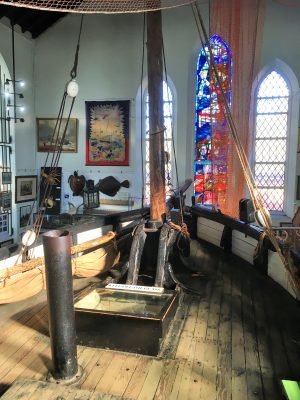 The Fishermen's Museum, Hastings, East Sussex