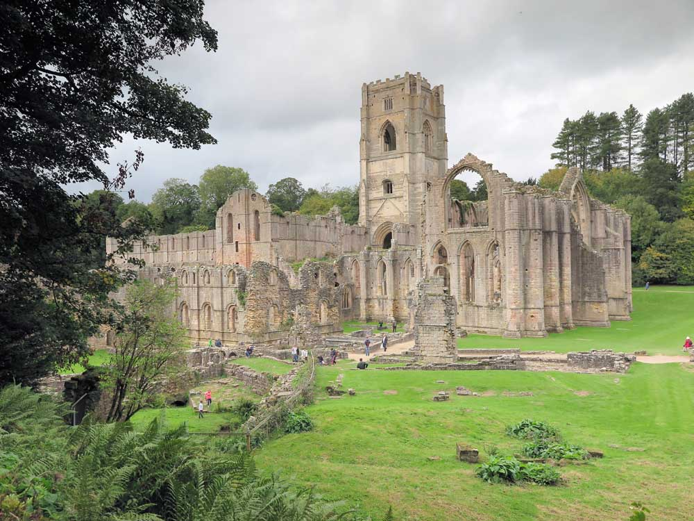 Bolton Abbey Yorkshire Dales weekend away with kids