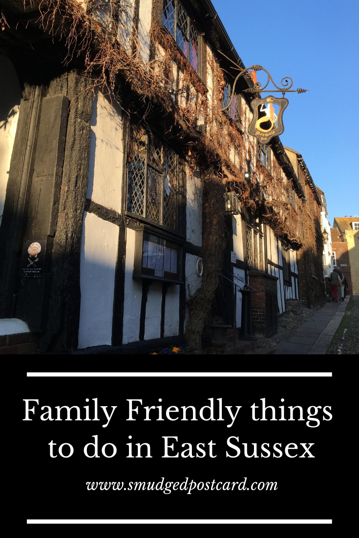 Family Friendly things to do in East Sussex
