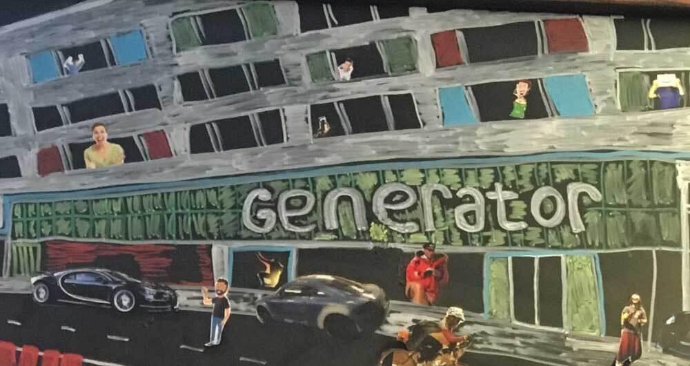 Review of Generator Hostel Copenhagen in Denmark