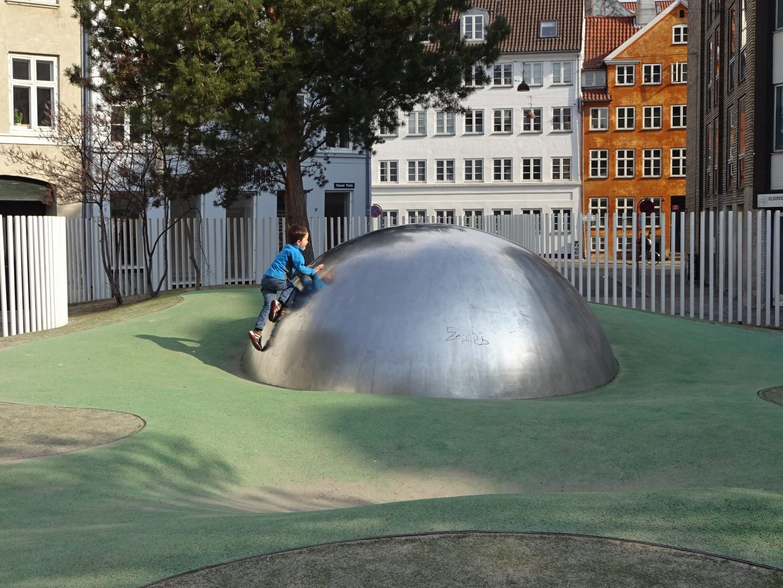 Hauser Plads near Kultorvet, Copenhagen