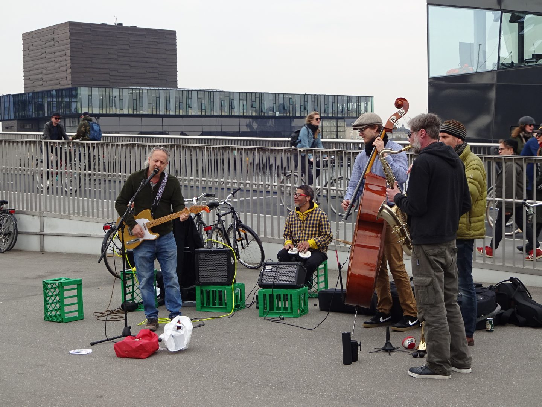 blues band at Bridge Street Kitchen Copenhagen