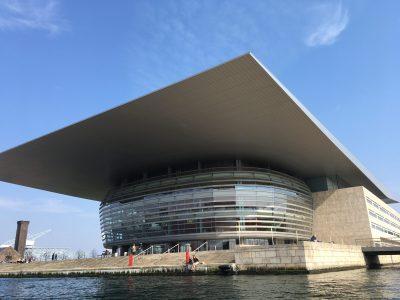 Copenhagen Opera House Drenmark