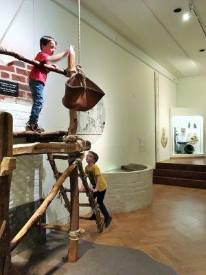 Children's Museum, National Museum of Denmark, Copenhagen