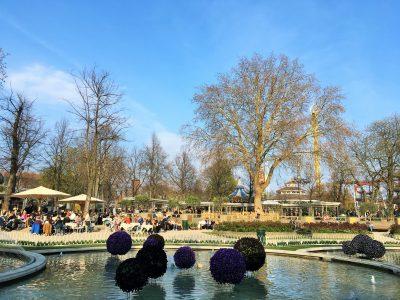 Tivoli Gardens, Copenhagen with kids Denmark
