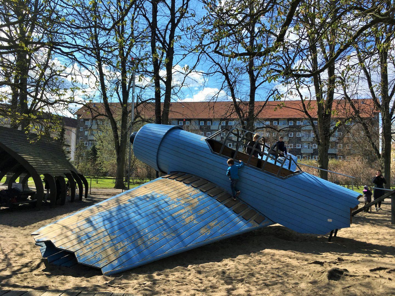 Nørrebroparken copenhagen with kids denmark