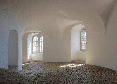 Round Tower Rundetårn Copenhagen Denmark
