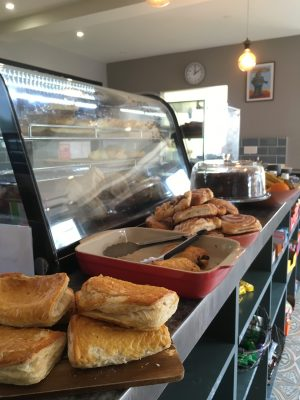 Hayloft Cafe at Far Peak Cotswolds