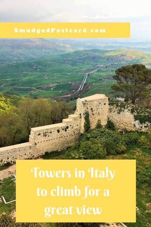 Famous Italian towers to climb for a great view