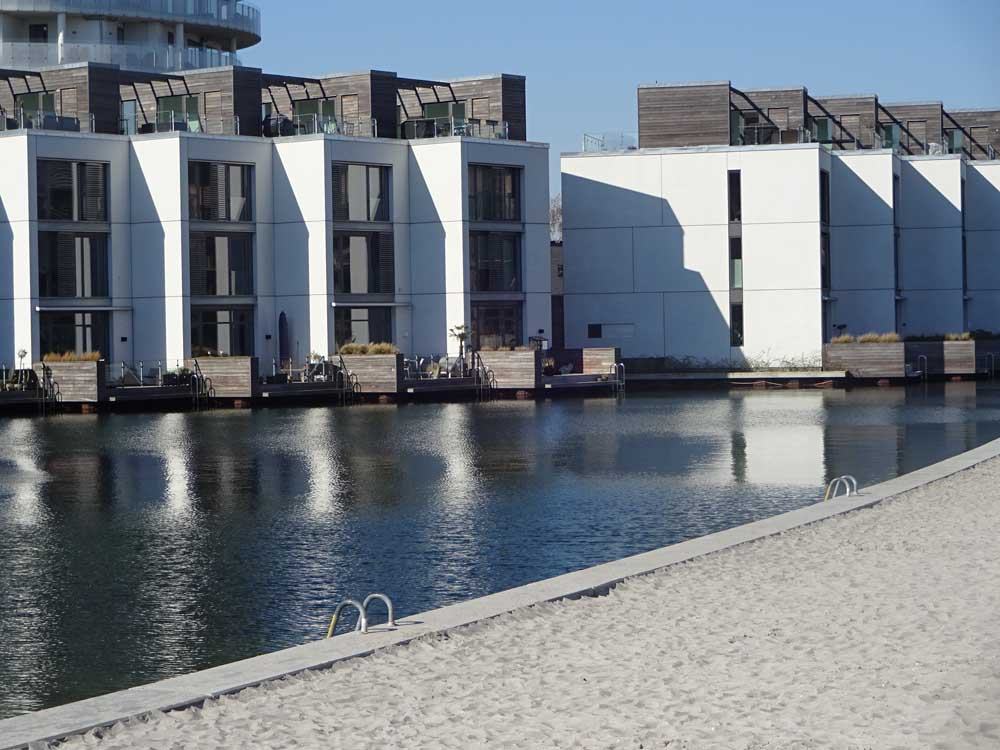 swimming harbour and sand copenhagen things to do with kids
