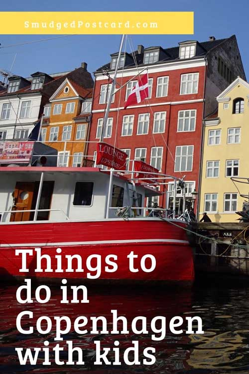 things to do in copenhagen with kids, Nyhavn Harbour
