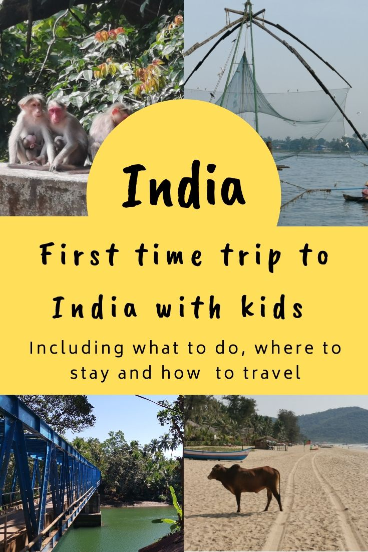 Family holiday to india, india with kids, travel with kids in india, goa with kids, kerala with kids, mumbai with kids