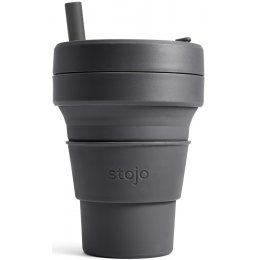 stojo collapsible cup, unique travel gift ideas