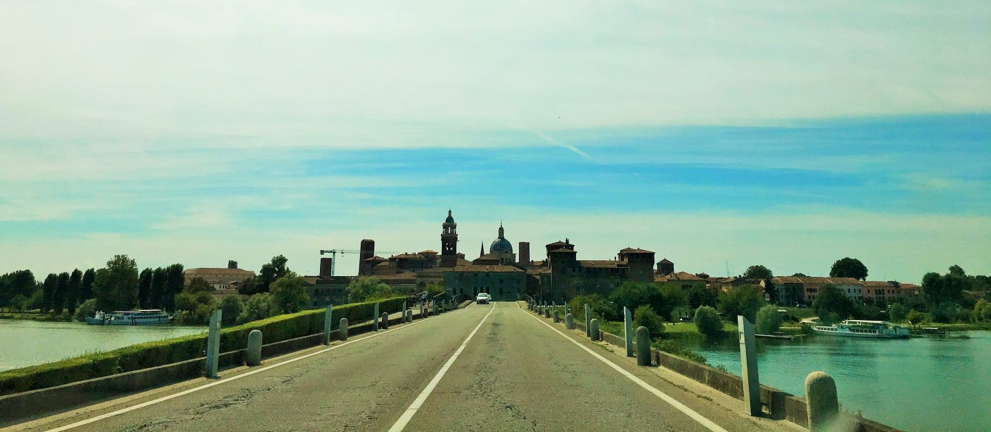 road to mantua italy