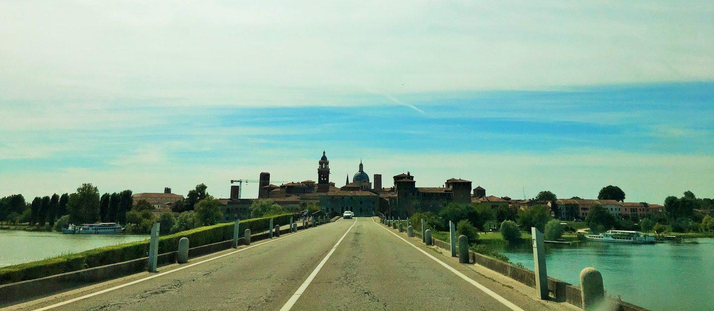 road to mantua italy