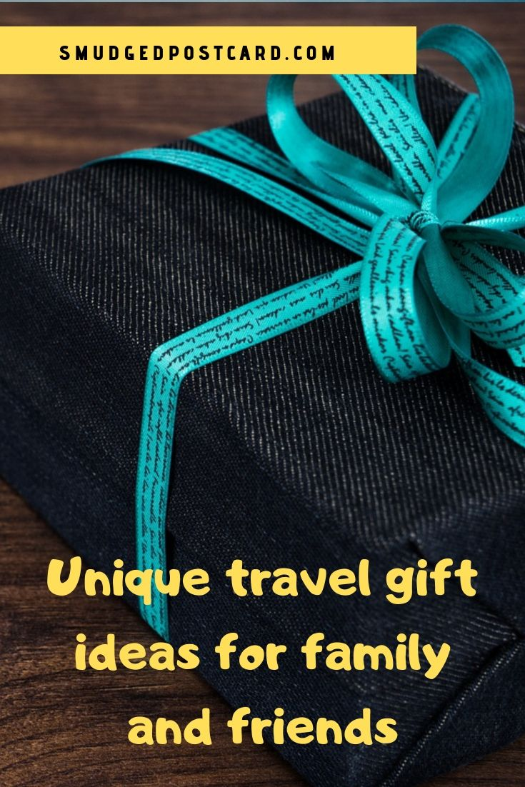 unique travel gift ideas for friends and family, travel gift ideas for children, present ideas