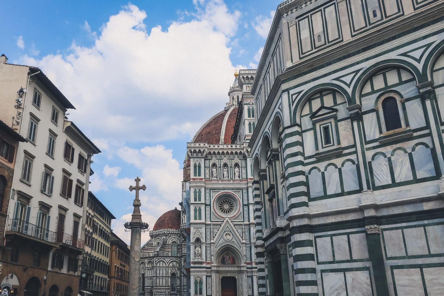 Piazza del Duomo, Florence, piazzas in Italy