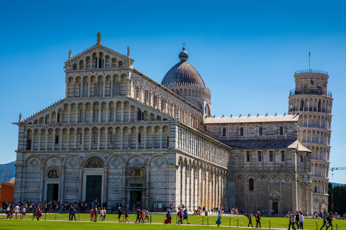 Image by Mikhail Vachtchenk0 from Pixabay, piazza dei miracoli, pisa, italy