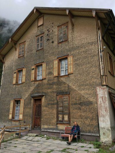 Hotel Maderanertal, Switzerland